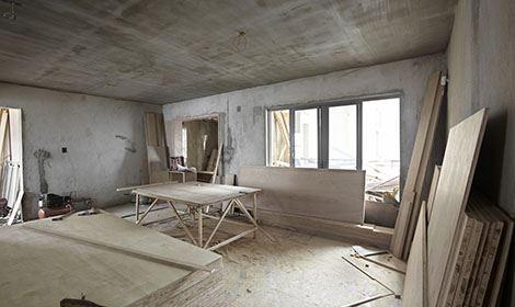Verbouwen keuken of woonkamer